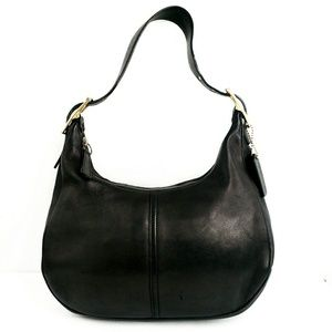 Coach Legacy West Zoe Hobo Leather HandBag #9342